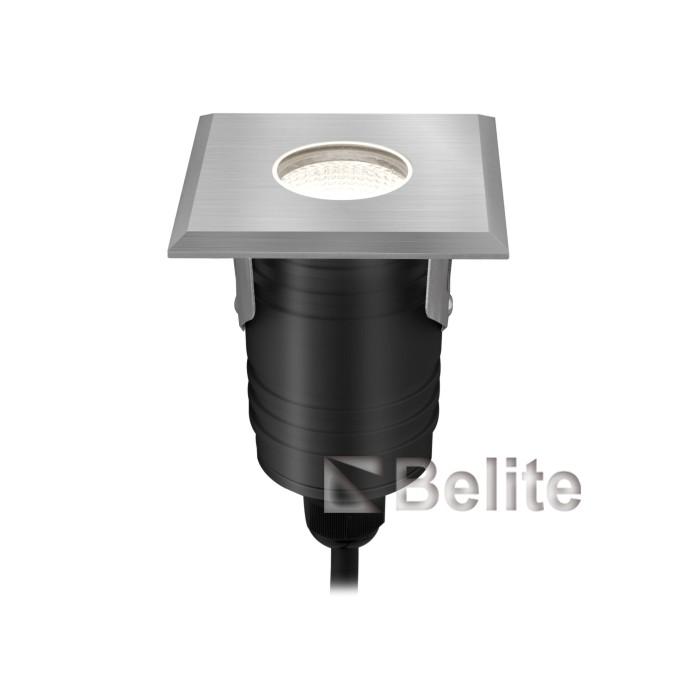 BELITE DMX512 RGB led inground light IP67 3*3W 12V/24V AC/DC