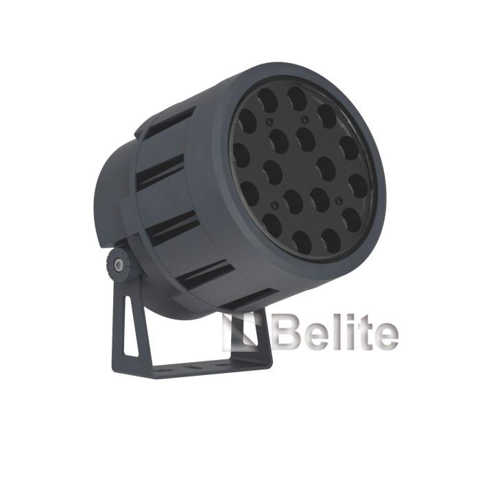 BELITE IP66 led architecture projector light flood light 36W 48W CREE RGB