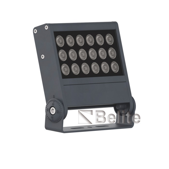BELITE 18w outdoor architecture led projector light 120V/240V AC OSRAM LED
