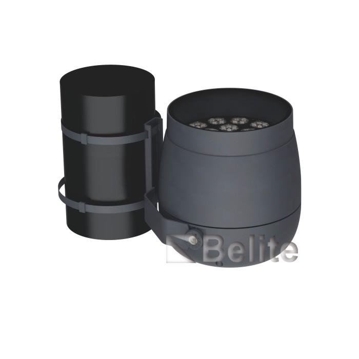 BELITE IP66 54W 72W Antiglare Cap led projector light OSRAM LED
