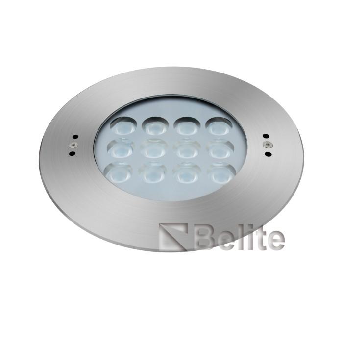 BELITE IP68 24w 36w 48w recessed underwater light RGB/RGBW DC24V