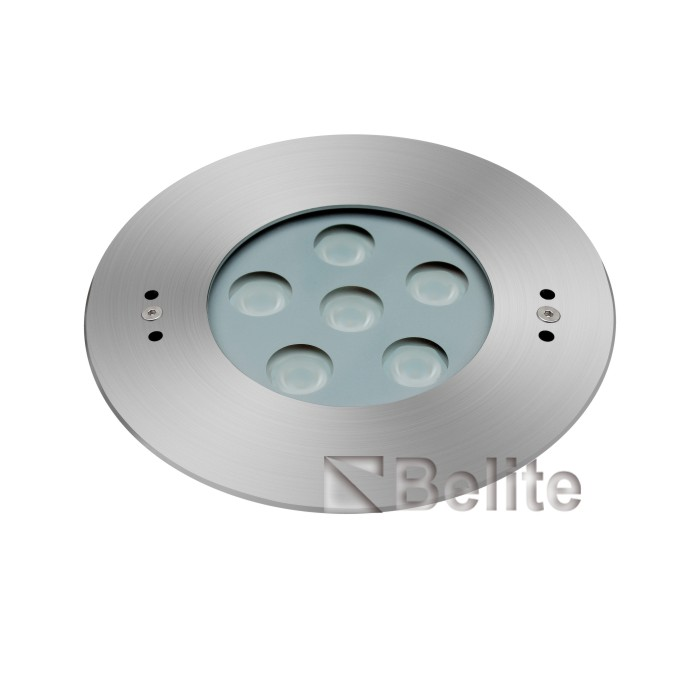 BELITE IP68 12w underwater recessed led pool light RGB SS316