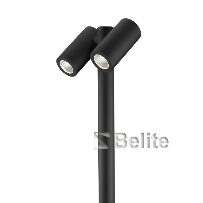 BELITE 9W IP65 led path light landscape spot light 12/24V COB led narrow angle 20/30/38 degree