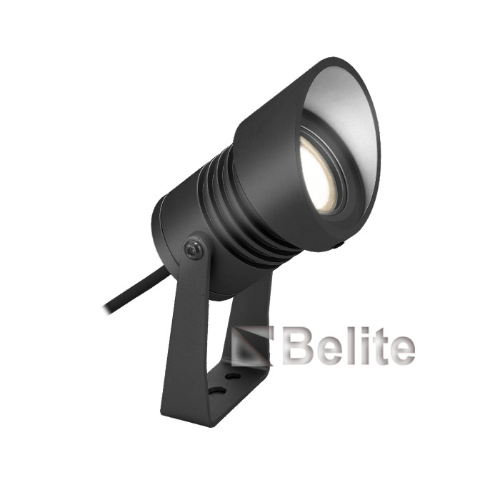Foreign trade hot style 3W round projection lamp landscape courtyard projection lamp outdoor spotlight for three years.