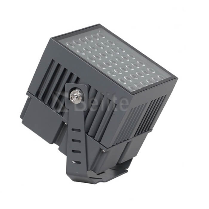 BELITE 100w narrow beam angle projector light outdoor RGB CREE