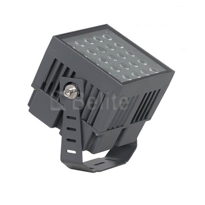 BELITE 50w outdoor architecture flood light RGB CREE EPISTAR