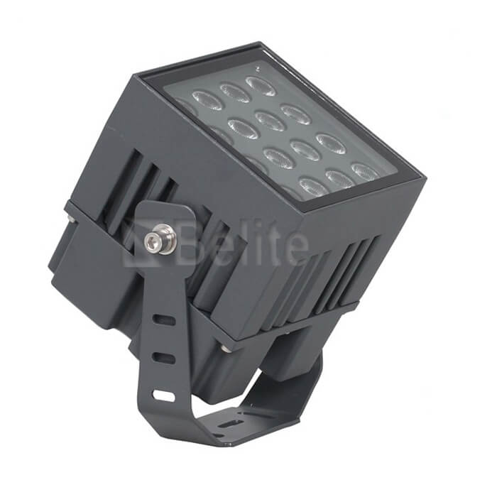BELITE 32w outdoor architecture led projector light RGB 120V/240V AC