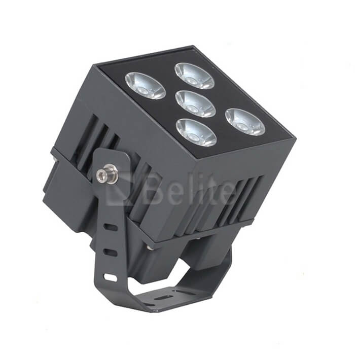 BELITE 30w narrow beam angle building flood light 120V/240VAC