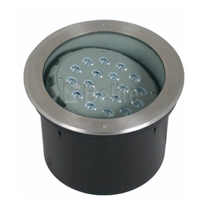 BELITE IP66 CREE outdoor angle adjustable inground light AC220V