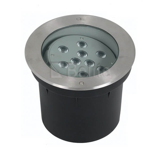 BELITE 18w IP67 outdoor angle adjustable inground light EPISTAR RGB