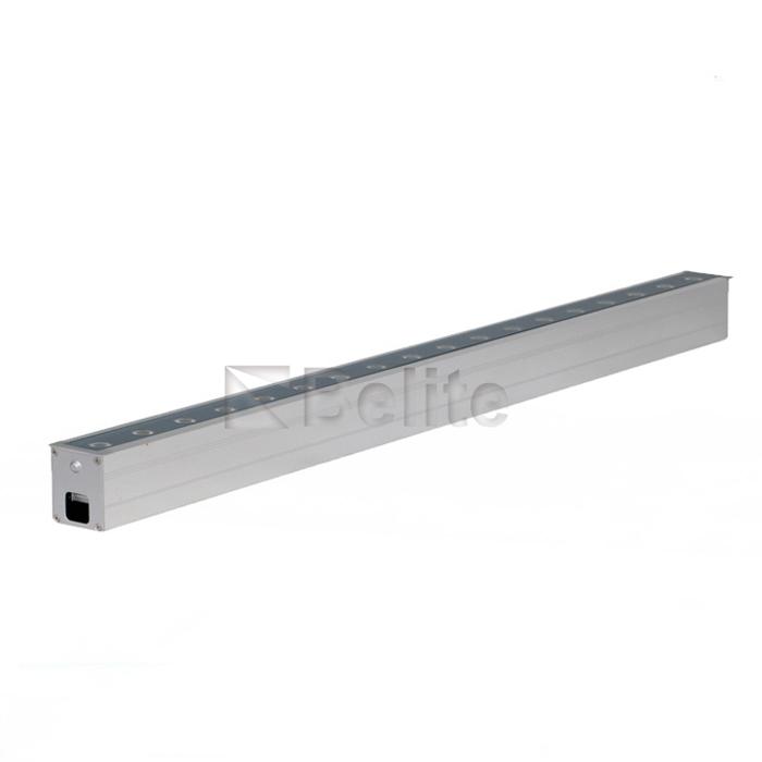 BELITE IP67 24w linear inground light RGB CREE 240V AC