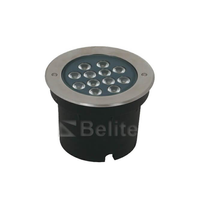 BELITE 12W IP67 led inground light 3000K/6000K/RGB CREE 240V AC