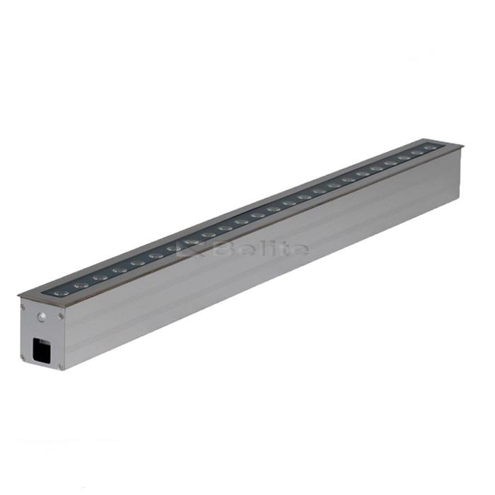 BELITE 36w linear inground light IP67 RGB CREE LED