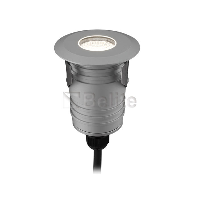 BELITE 5W RGB recessed led inground light IP67 12/24VDC Citizen COB