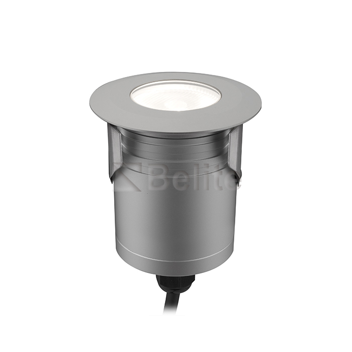 BELITE 6W IP67 COB led inground light R/G/B 12/24VDC 15*60 degree