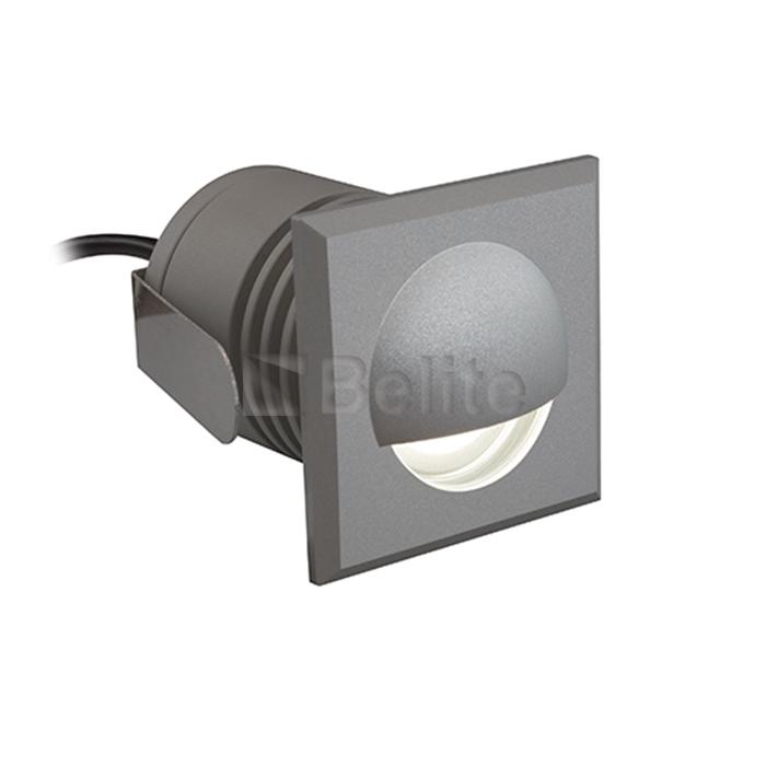 BELITE IP65 1w outdoor led step light RGB 12VAC 24VDC CREE LED