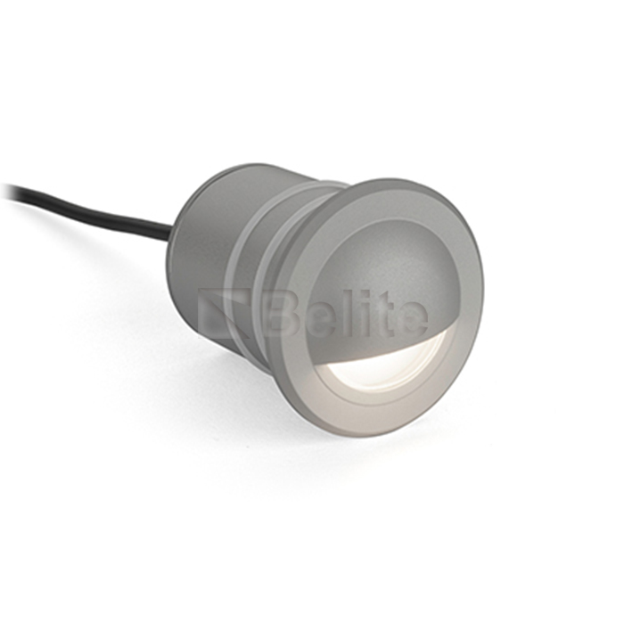 BELITE IP65 outdoor round 0.5w led step light RGB OSRAM LED