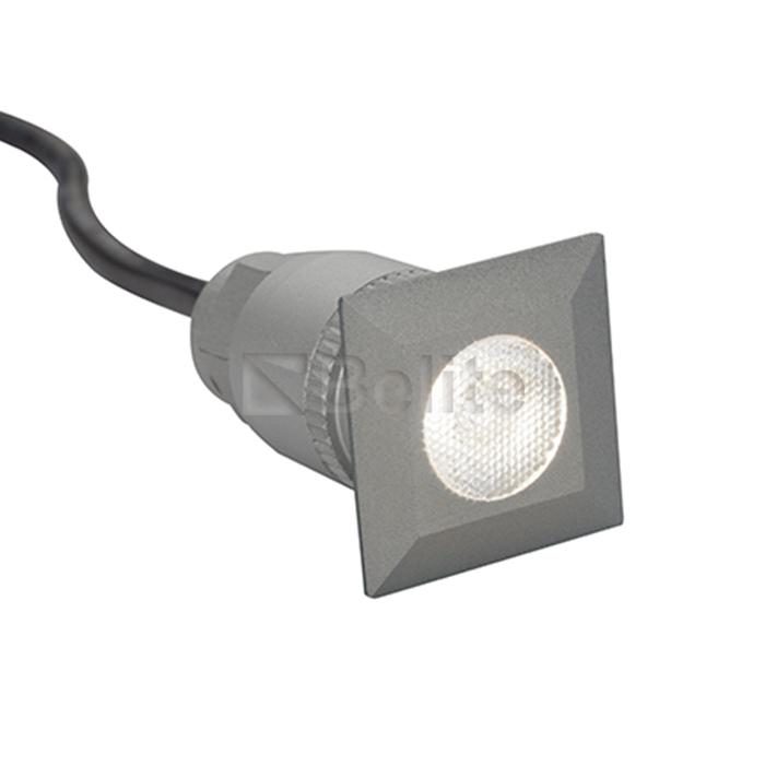 BELITE IP67 outdoor round 1w led step light RGB CREE LED