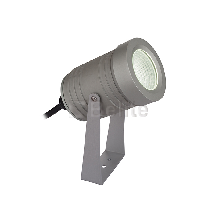 9W COB projection lamp outdoor lawn outdoor outdoor COB projector for three years.