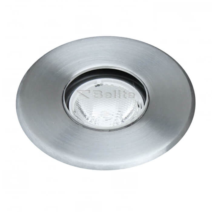 BELITE IP68 3w recessed underwater pool light SS316 OSRAM CREE LED
