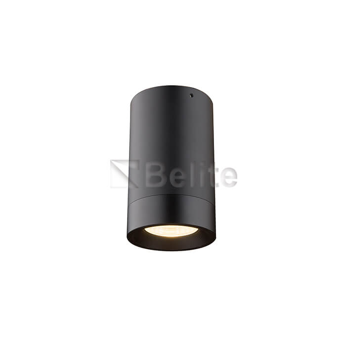 BELITE IP65 9w led round wall light downlight 24V DC RGB