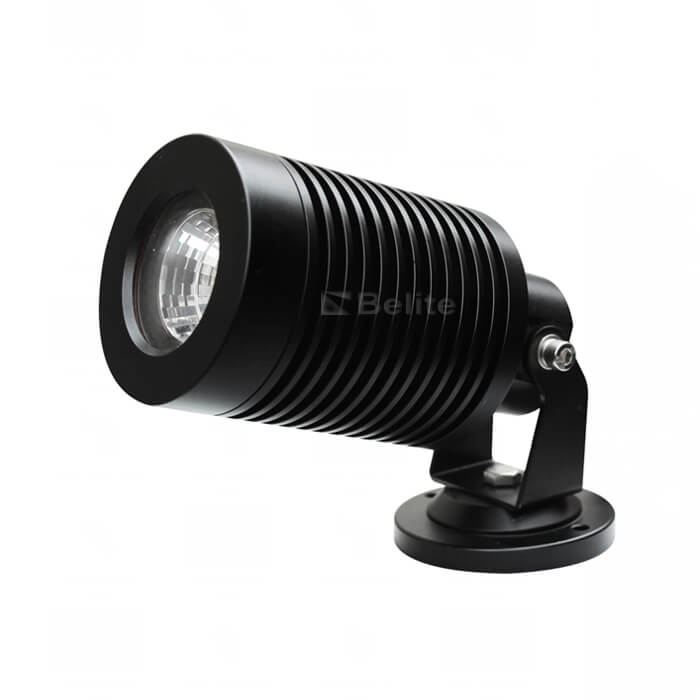 BELITE IP66 led garden spot light with spike COB 240VAC