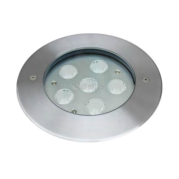 BELITE IP67 DMX512 RGB led inground light 9W12W OSRAM led