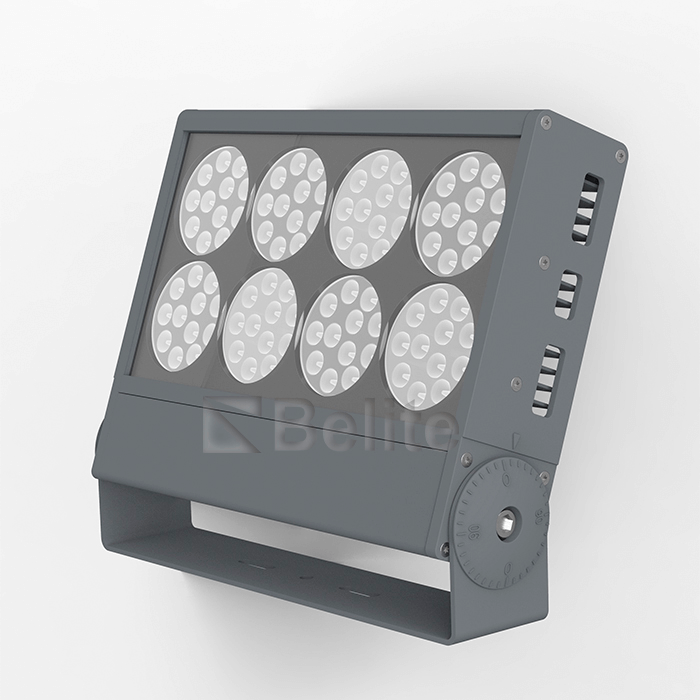 BELITE IP66 Outdoor Architecture Led Projector Light OSRAM LED DMX512