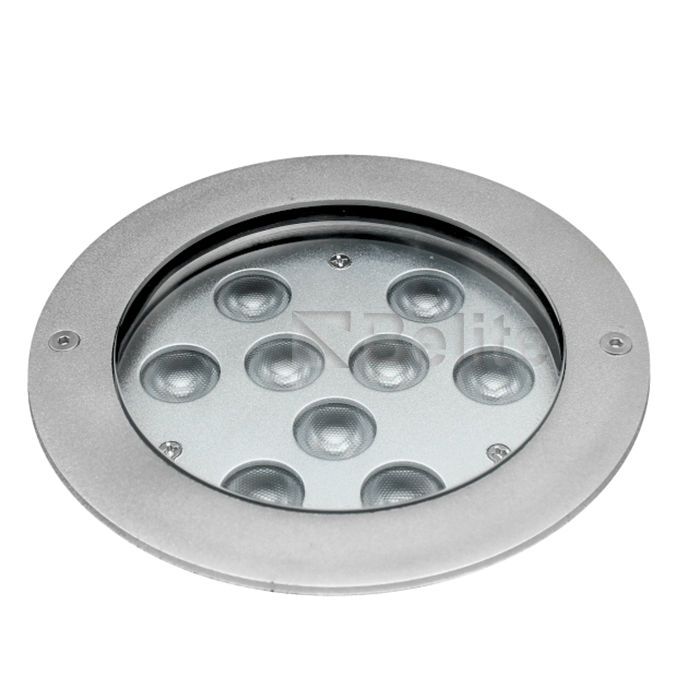 BELITE IP68 18w recessed underwater light RGB DMX512 DC24V