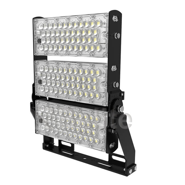 BELITE 360W Flood light MEANWELL / INVENTRONICS brand power