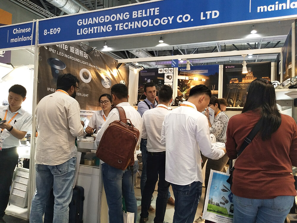 HONG Kong Internetional Lighting Fair(Autumn Edition)