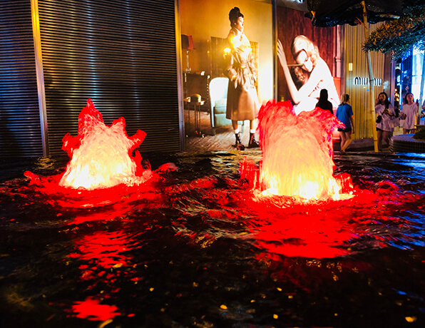 Vietnam-LED underwaterLight