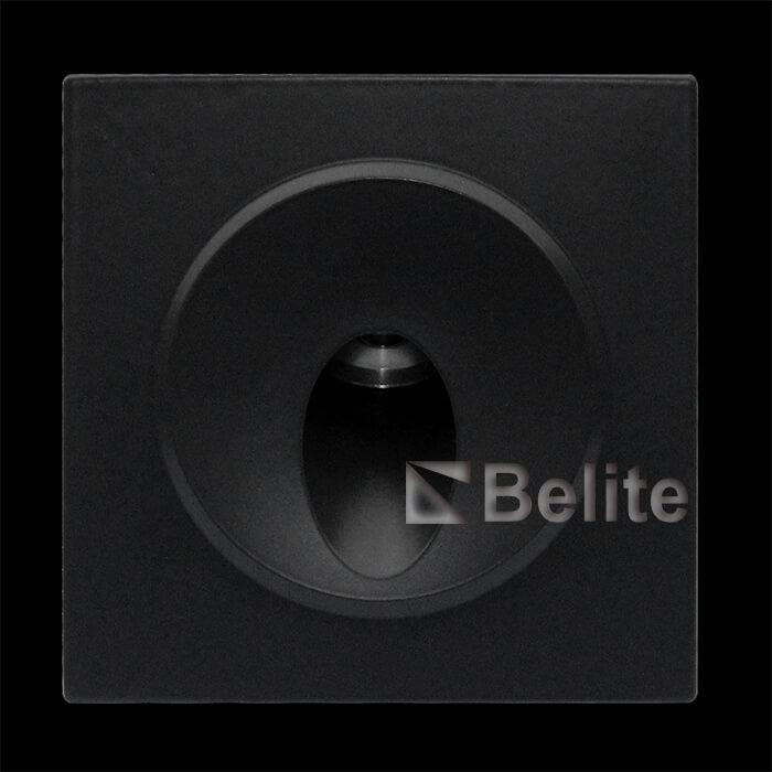 BELITE IP65 2w square recessed led wall light 24VDC CREE LED