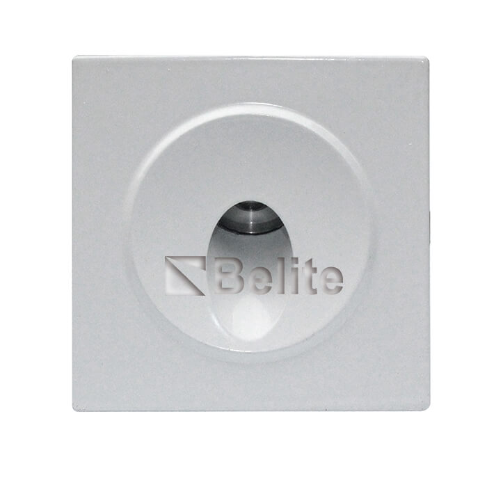 BELITE IP65 2w square recessed led wall light 24VDC CREE LED