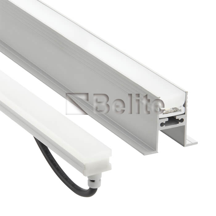 IP67 Recessed LED Linear Light 1M 2M 3M DC24V