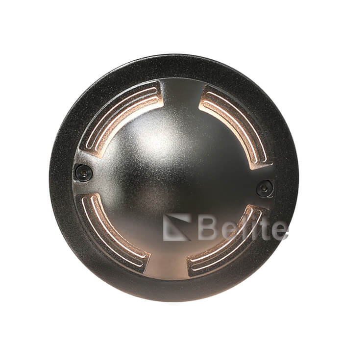 BELITE 1/2/4 Side Emitting Holes  Led inground light  IP67
