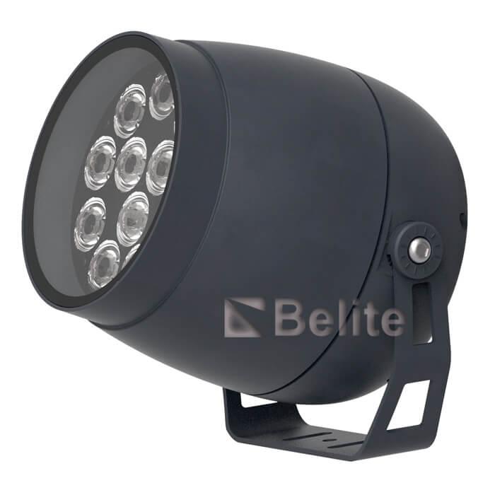 BELITE LED Tree light Projector light 12W RGBW DMX IP66