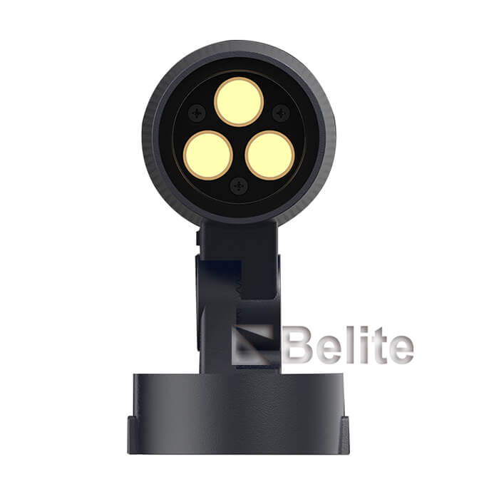 BELITE 9w 12w led architecture projector light single color RGB RGBW