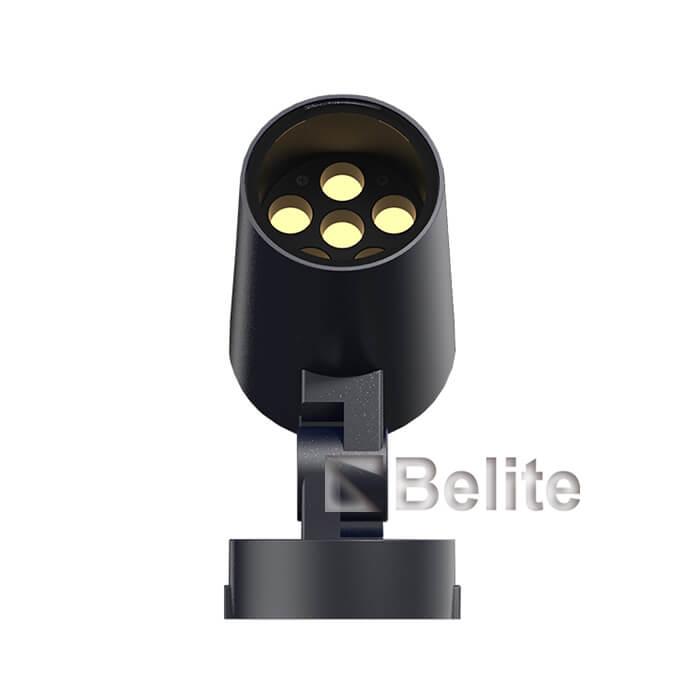 BELITE 20w 24w die cast aluminum led flood light housing dimmable led projector light