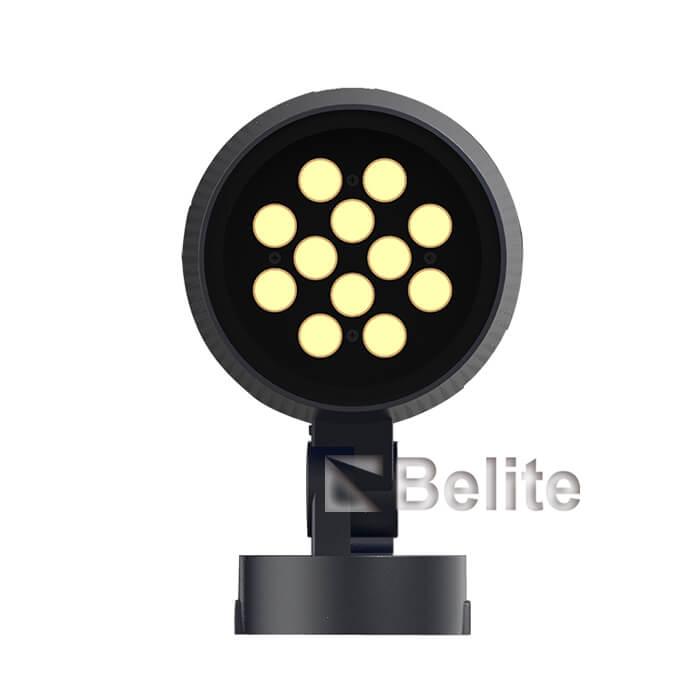 BELITE 48w high power led garden light outdoor triac 1-10V dimmable projector light