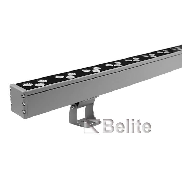 BELITE 24W 36W 48W 60W IP65 Light Bar DMX RGB RGBW 72W Led Wall Washer