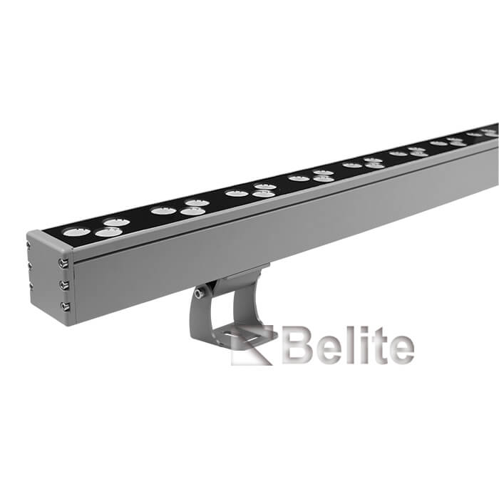 BELITE 24W 36W 48W 60W IP65 Light Bar DMX RGB RGBW 72W Led Wall Washer