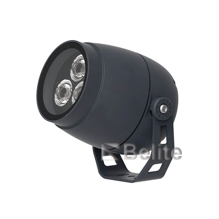 BELITE LED Tree light Projector light 12W RGBW DMX IP66