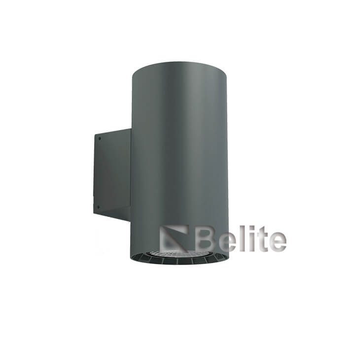 BELITE 18W 24W LED outdoor wall light square round options AC100-240V