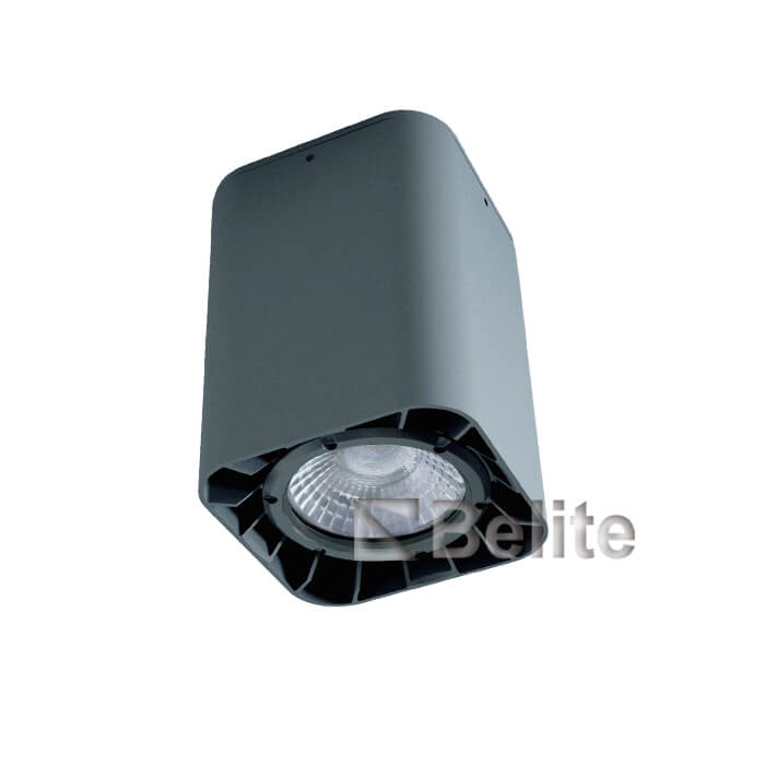 BELITE 12W 18W 24W LED outdoor wall light ip65 square ceiling light