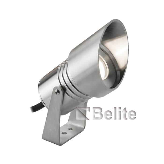 BELITE 3W LED underwater spot light IP68 3000K 4000K 5000K R G B