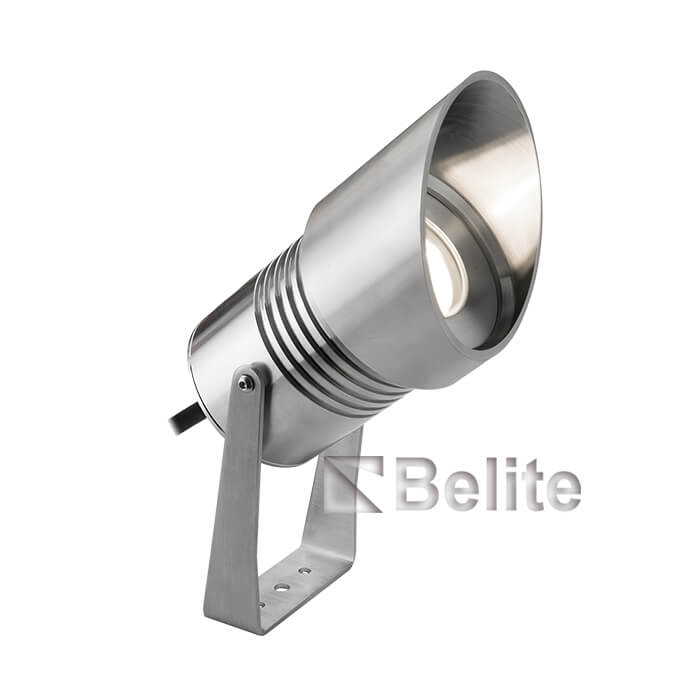 BELITE 8W spot light for underwater single color R G B AC12V 24V DC 24V