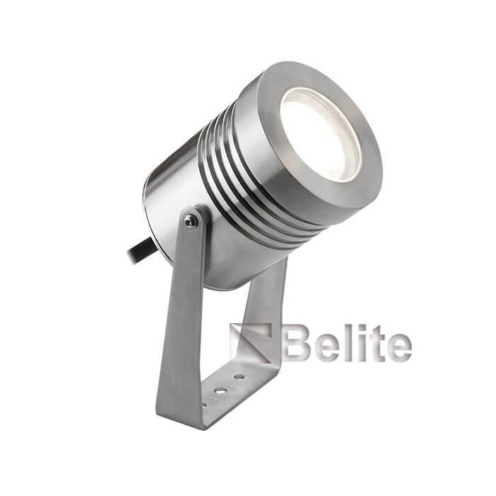 BELITE 8W spot light for underwater single color R G B AC12V 24V DC 24V