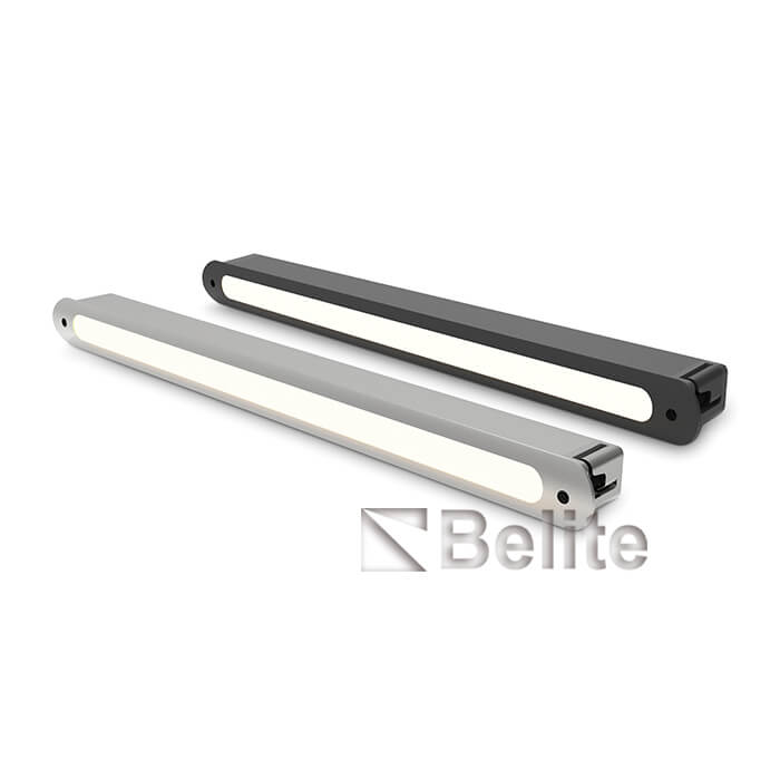 BELITE 0.6w stailess steel DC12V 80° IP65 4000K LED Linear Handrail Light
