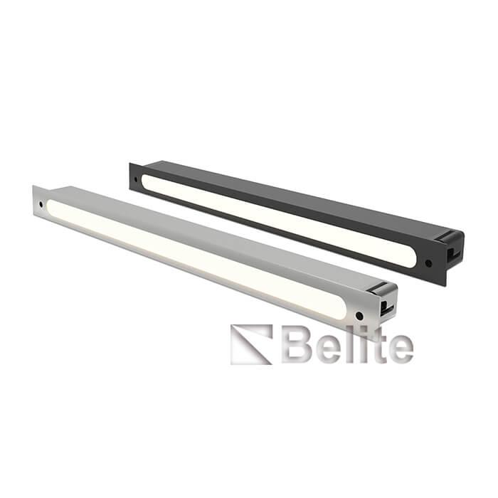 BELITE 0.6w DC12V 80° IP65 4000K LED Linear Handrail Light
